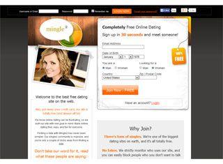 Online dating website ideas