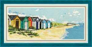 BEACH HUTS SEASIDE