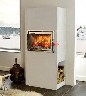 Печь Stockholm высокий на печном складе ФЛАММА    ПечьSTOCKHOLM ВЫСОКИЙ   Вертикальный камин, работающий на сухих дровах. Выполнен известным норвежским производителем. Мощность прибора - 7 кВт. Производительность высокая, достигающая 82%. В основе работы печи лежит принцип двойного дожига, когда для сжигания несгоревших частиц древесины используется дополнительная порция горячего воздуха.     Топкаизготовлена из высокотемпературной стали и футерована изнутри белоснежным огнеупорным…