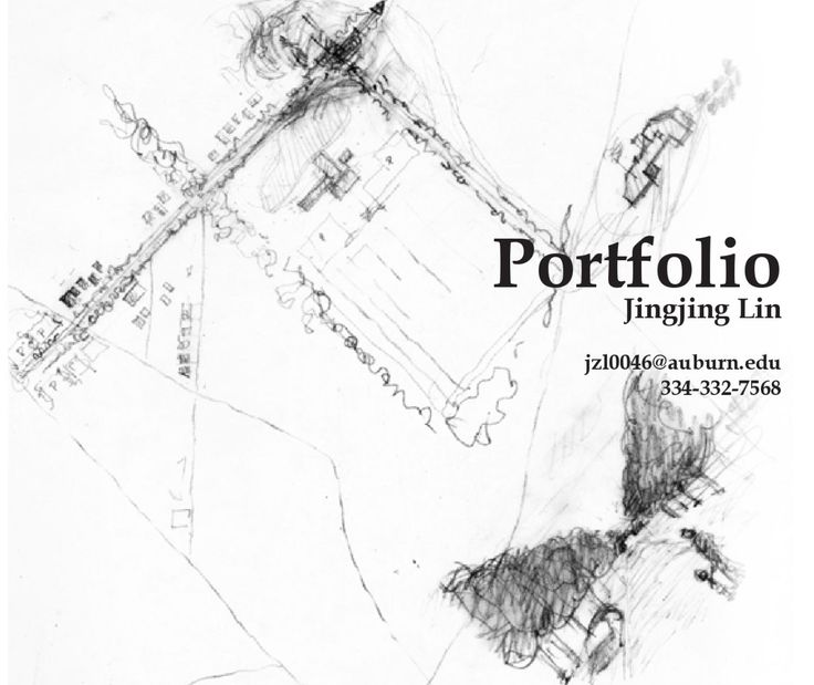 Portfolio  Landscape Architecture Portfolio