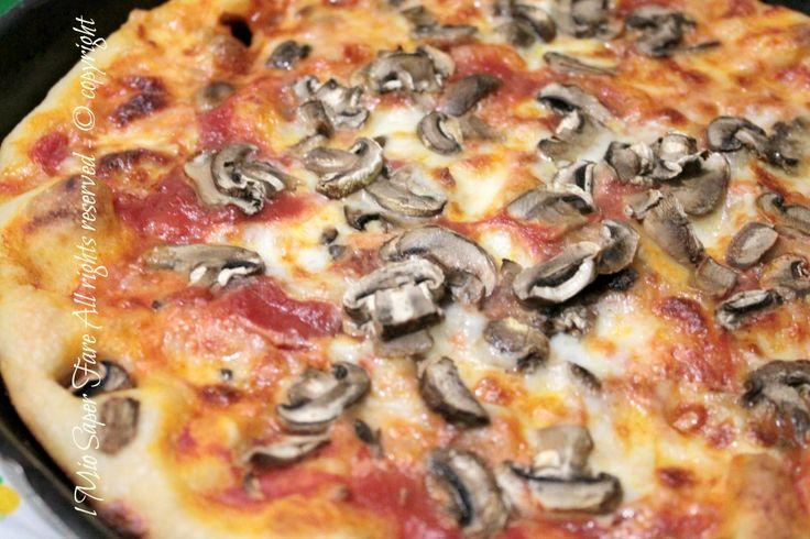 Impasto pizza con fiocchi di patate il mio saper fare