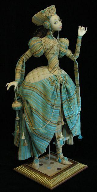 Tamara Pivnyuk Art Dolls / Dolls / Izol'da