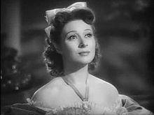 Greer Garson in Pride & Prejudice, in 1940.  Great actress born  September 29, 1904-D: April 06, 1996.