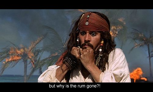 Why Is The Rum Gone Quote: 105 Best Images About Johnny Depp