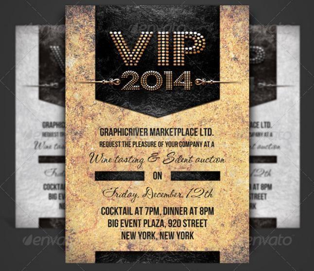 15 best 15+ Printable Corporate Invitation Templates u2013 PSD,Ai - free corporate invitation templates