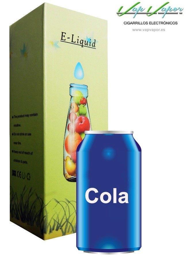 e-liquid Peps. Cola  http://www.vapvapor.es/liquidos-bebidas-cigarrillos-electronicos  Líquidos para cigarrillos electrónicos de la marca e-liquid. Nuestra marca e-liquid se caracteriza por su gran variedad de aromas y sabores.     - e-liquid sabor Cola 2 (bebida)     - Categoría: otros