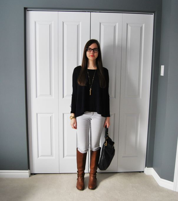 Outfits with Riding Boots | Ruffles & Sequins || a style blog: Weekly Outfit Roundup