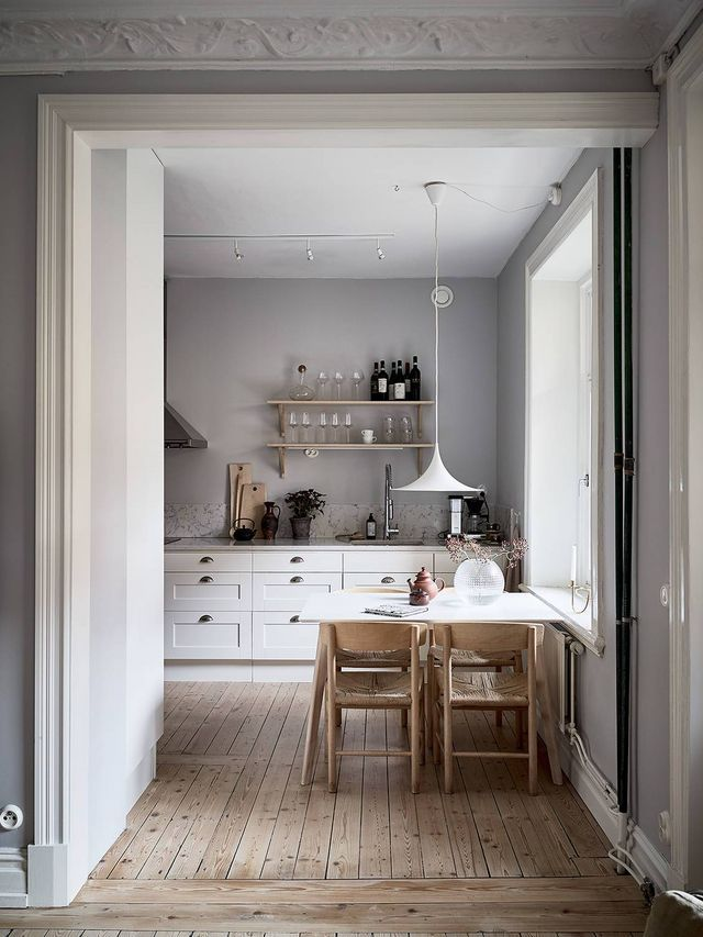 Beautiful Grey Home With A Soft Pink Touch Coco Lapine Design