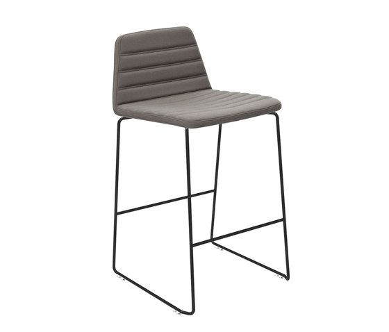 Beautiful Bar Height Folding Stool