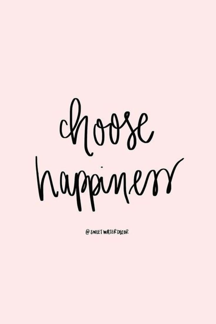 choose to be happy motivational quote inspirational quote
