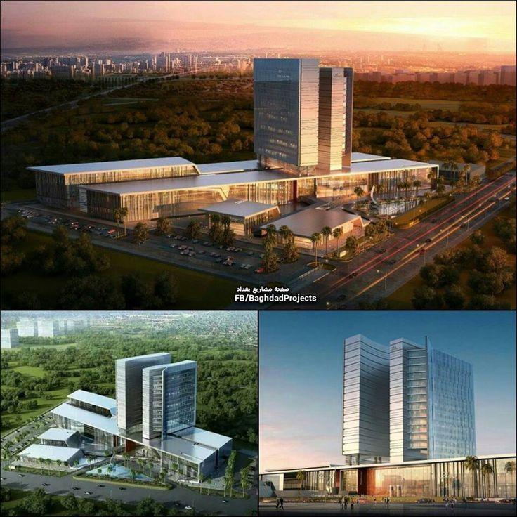 Ibn sina university hospital baghdad urban planning