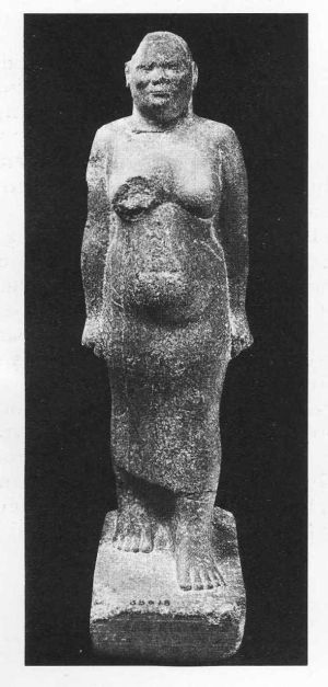 Pharaoh Timeline images or statues | Statue of Iriketakana, Dynasty XXII, 17 2/3 inches high, from Karnak ...