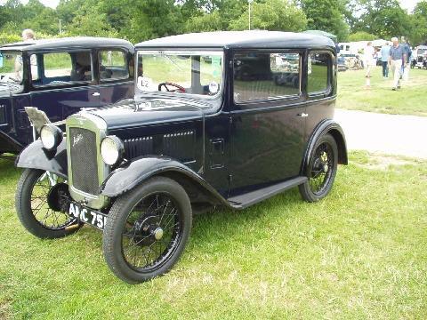 1933 RP standard saloon