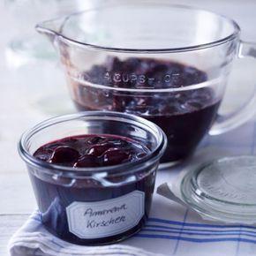 Amarena-Kirschen Rezept   LECKER