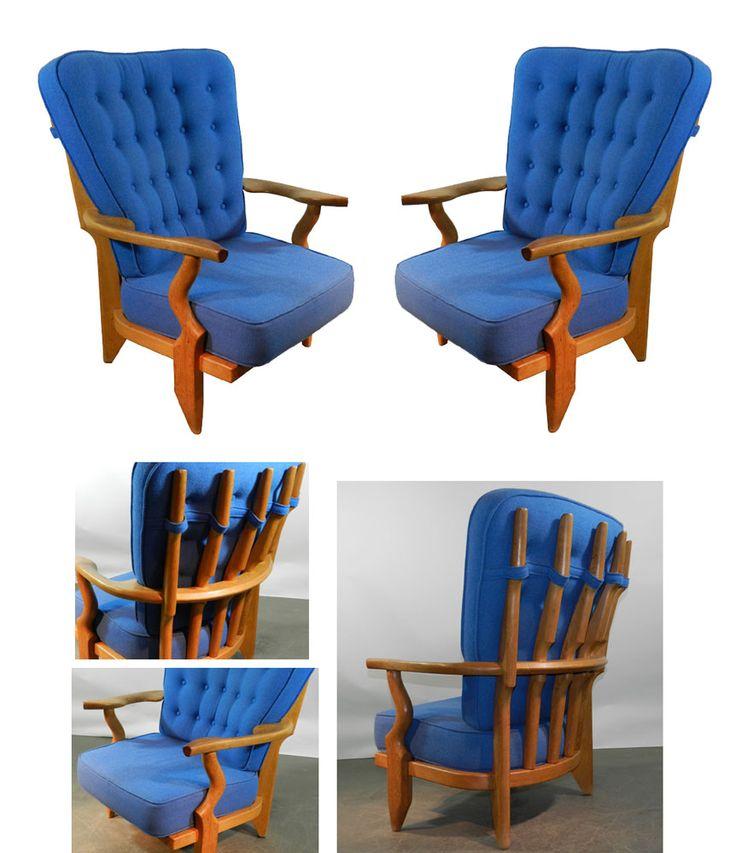 7 best votre maison guillerme et chambron images on for Modele de fauteuil en palette
