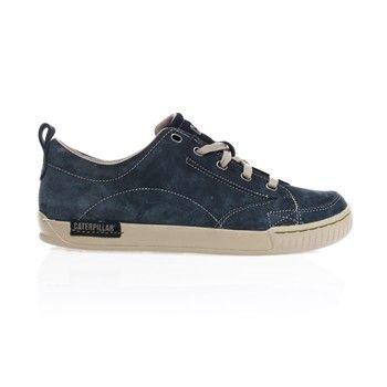 Chaussures Bleu Caterpillar Chaussure Modesto Su En Cuir caterpillar 8N0mwvn