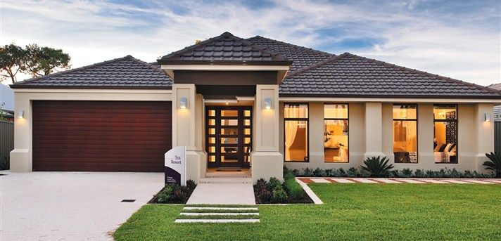 Ultimate Home Improvements Home Designs: Byford. Visit www.localbuilders.com.au/home_builders_perth.htm to find your ideal home design in Perth