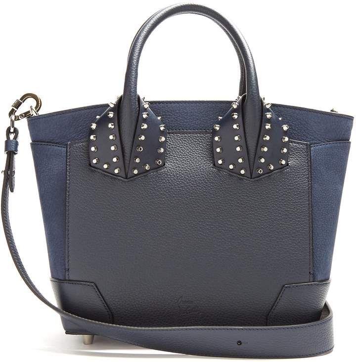 79af788f1e6 CHRISTIAN LOUBOUTIN Eloise small leather cross-body bag | louboutin ...