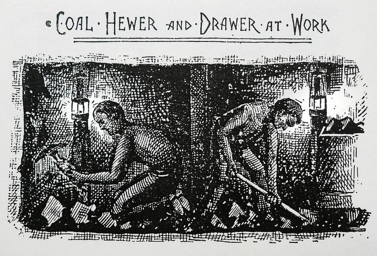 """Atherton Collieries, Lancs """" An Order For The Pit"""" 1886   by Pitheadgear"""