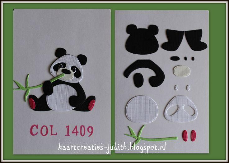 Pandabeer 2 - Marianne Design