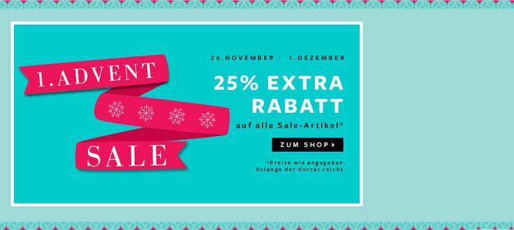 1. Advent Sale 25% Extra-Rabatt auf alle Sale-Artikel!!! Jetzt schon für Weihnachtsgeschenke sorgen… unter www.stelladot.de/Kati
