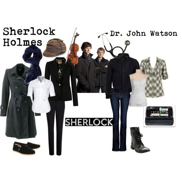 """SHERLOCK BBC"" by abbeyroadgeek on Polyvore"