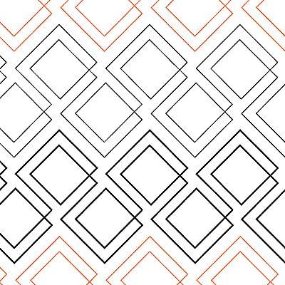 Diagonal Plaid - Digital UE-DP_DIGITAL - Patricia Ritter #quilting