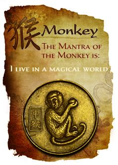 CHINESE YEAR OF THE MONKEY. Get in-depth info on the Chinese Zodiac Monkey personality & traits @ http://www.buildingbeautifulsouls.com/zodiac-signs/chinese-zodiac-signs-meanings/year-of-the-monkey/