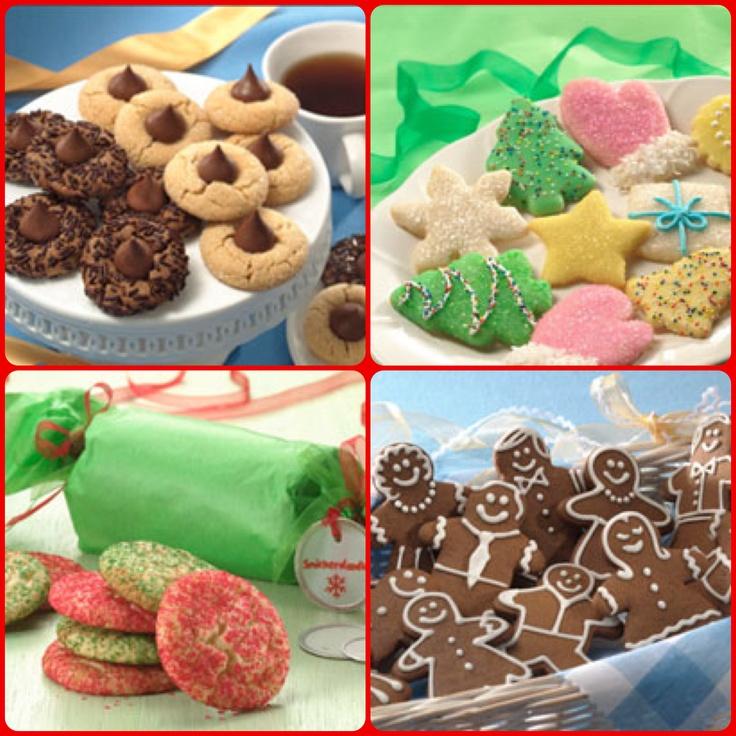 Cookie Exchange Recipes!