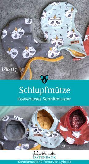 Slip hat sewing free sewing pattern kids babies sewing idea freebie gra …   – baby