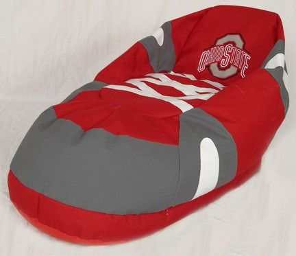 Image Detail For Ohio State Buckeyes Bean Bag Bags