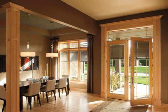 1000 images about patio doors we install on pinterest for French doors with windows either side
