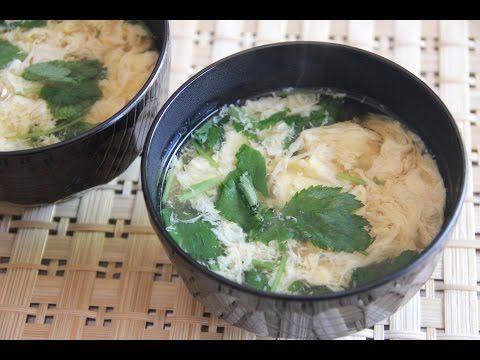 Kakitamajiru Recipe – Japanese Cooking 101