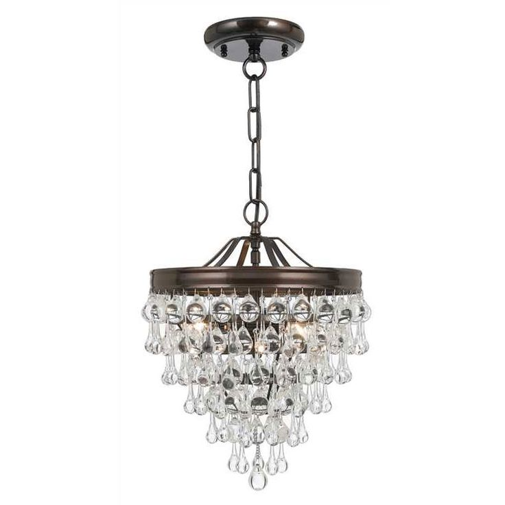 Creative Small Chandeliers For Home Remodeling Ideas With Decoration