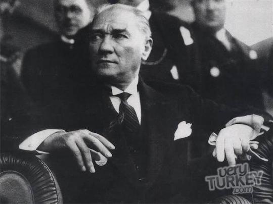 Ataturk Founder of Republic of Turkey