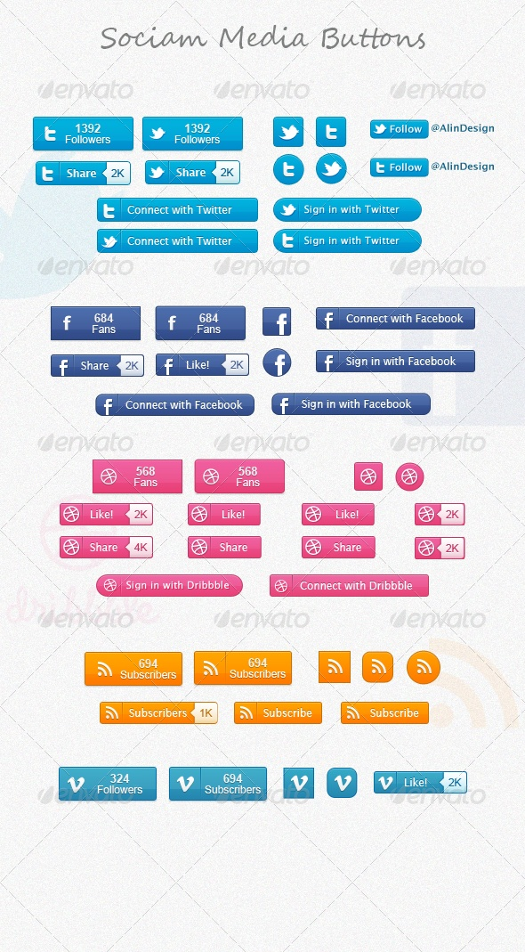 39 best images about social media buttons on pinterest
