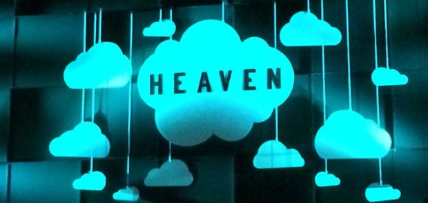 Drops of Heaven | Church Stage Design Ideas
