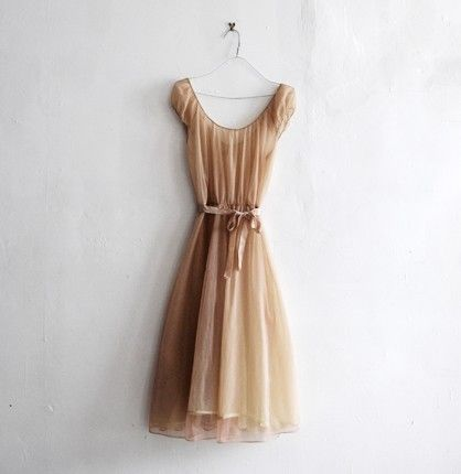 I love this classic, ballet-inspired dress. After NaNoWriMo, I'm getting out the sewing machine.