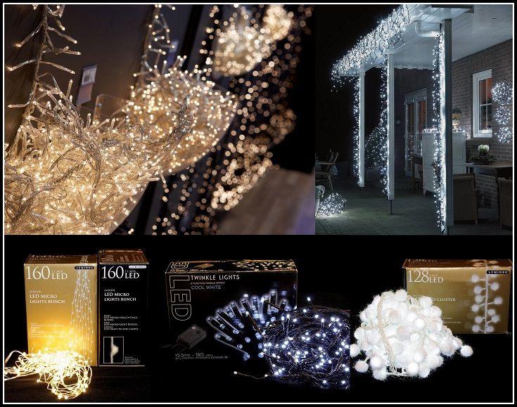 M s de 25 ideas incre bles sobre luces de cortina en pinterest for Luces led arbol navidad
