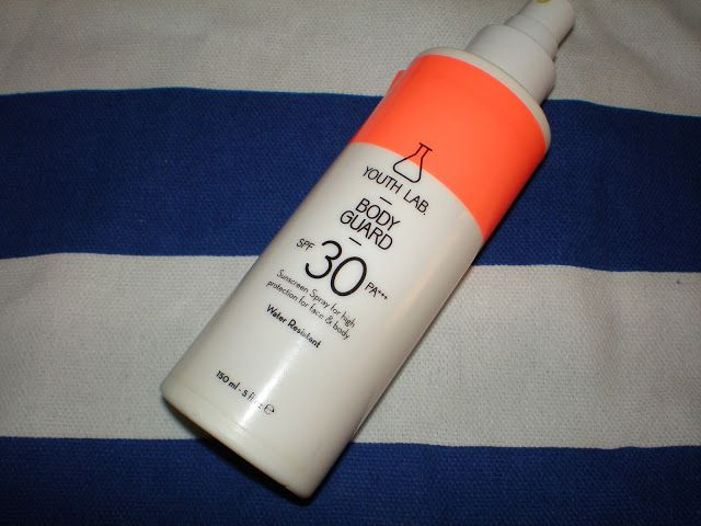 Shop online: www.youthlab.com  #suncare #sunscreen #spf30
