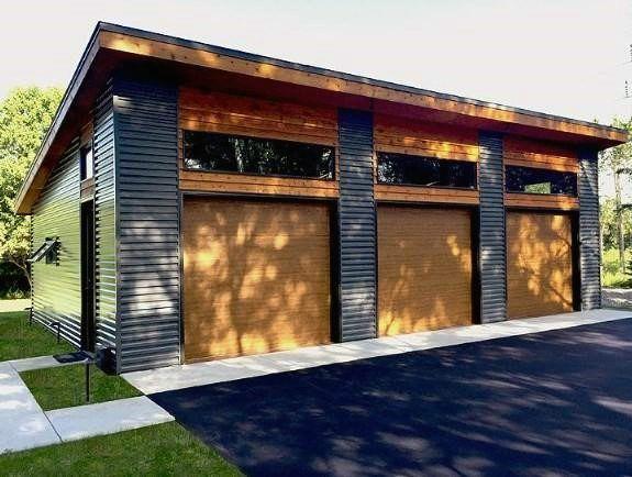 Top 60 Best Detached Garage Ideas Extra Storage Designs Top 60 Best Detached Garage Ideas Extra In 2020 Garage Design Cottage House Exterior 3 Car Garage Plans
