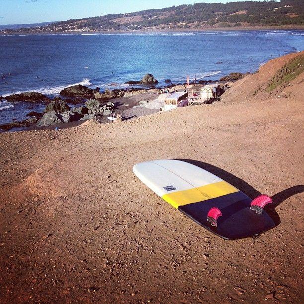 Photo by renzobraccesi / Punta de Lobos · Pichilemu · Chile / Mini - Simmons