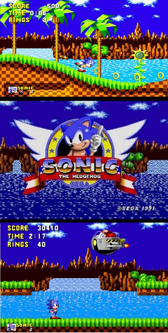 #RetroGamer Happy B-day #SonicTheHedgehog, you are still better than most new games! http://www.levelgamingground.com/sonic-the-hedgehog-review.html