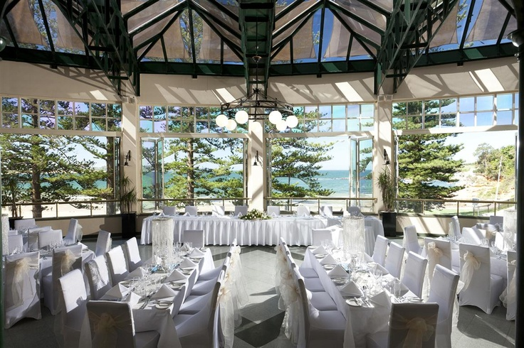Seasalt Conservatory - Crowne Plaza Terrigal