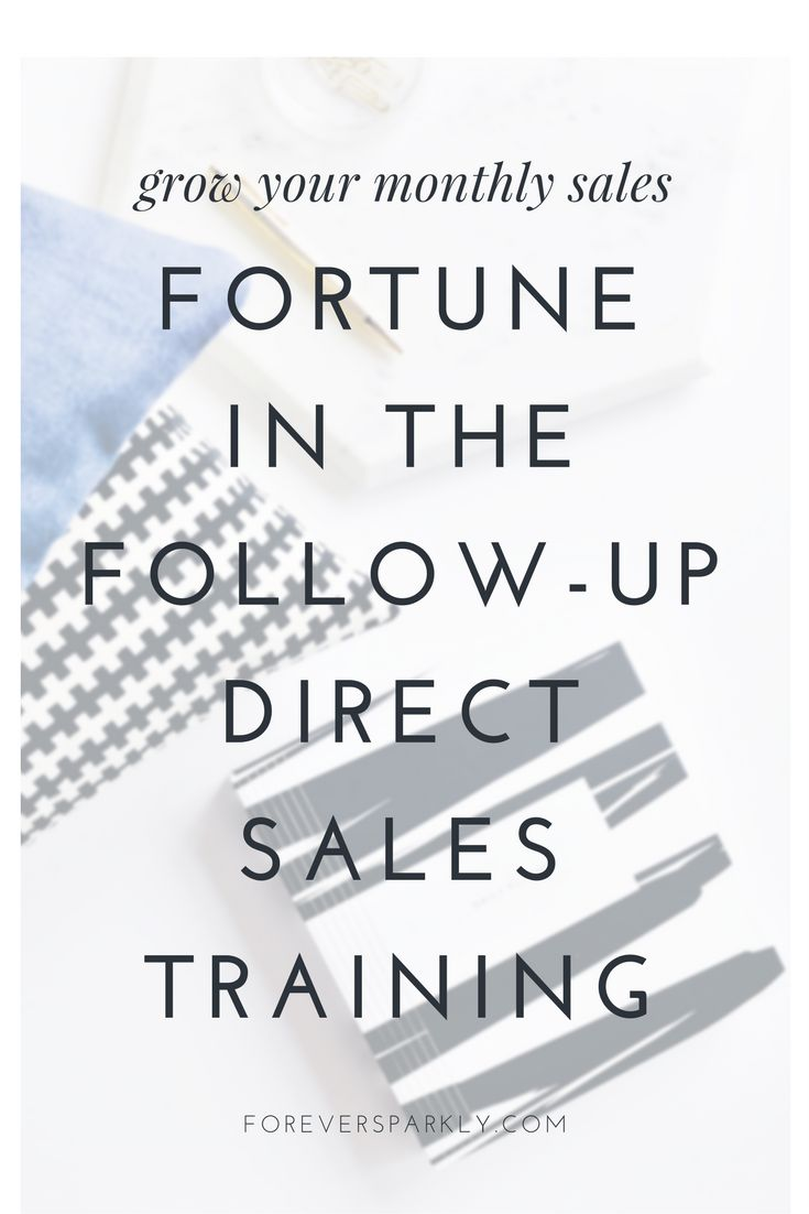 1-hour video coaching call all about direct sales follow up training! The Fortune is in the Follow Up in direct sales! Increase monthly sales, hit monthly goals by learning key techniques on how to follow up with your customers!