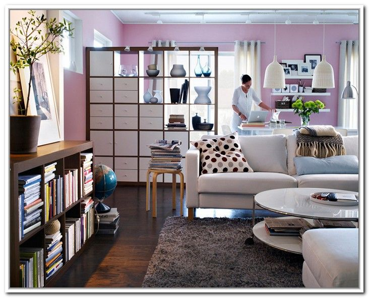 1000 ideas about ikea living room storage on pinterest - Ikea ideas for small spaces pict ...
