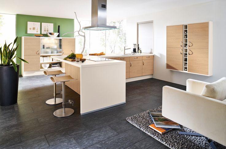 Cuisine aviva entre modernit et nature design http - Cuisine alno catalogue ...