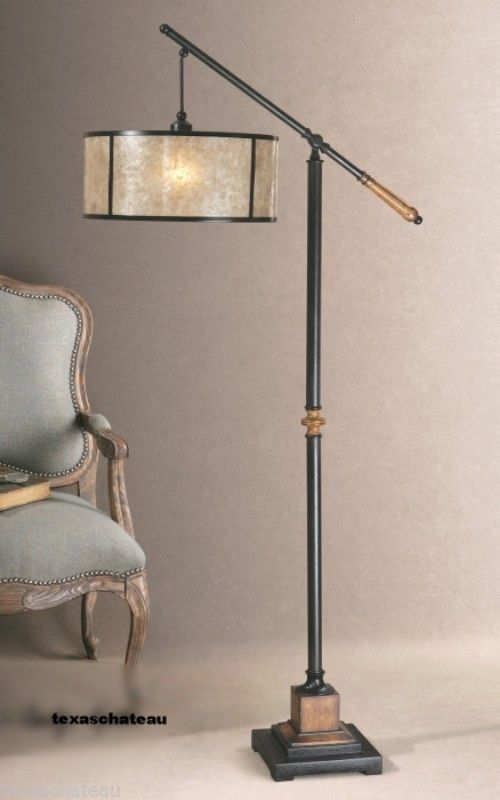 Arts Crafts Floor Lamp Stickley Style Craftsman Bungalow California Furniture For Couch My