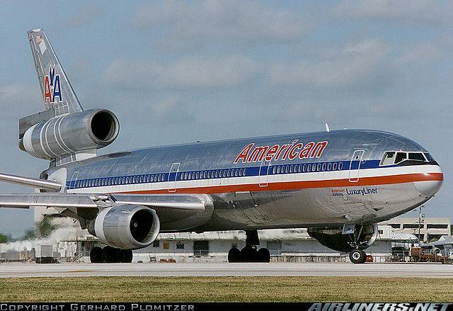 American Airlines Douglas DC-10-10