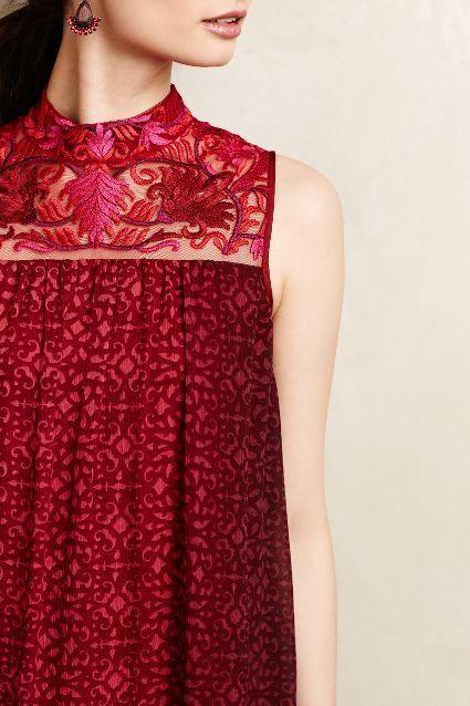 Amara Swing Dress - anthropologie.com #anthrofave